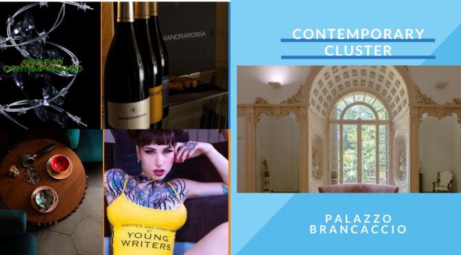 """""""Contemporary Cluster"""" a Palazzo Brancaccio, non solo arte e design"""