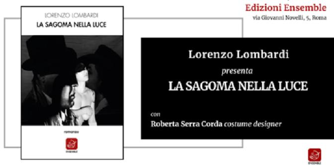 """3 ottobre 2021 presentazione del libro """"La sagoma nella luce"""" al Muef ArtGallery"""